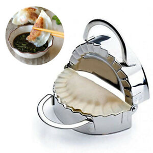 2-PCS-Stainless-Steel-Dough-Press-Maker-Dumpling-Pie-Ravioli-Making-Mold-Kitchen