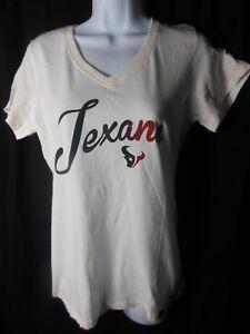 621b450b Details about Houston Texans Women;s NFL '47 Brand V Neck Shirt