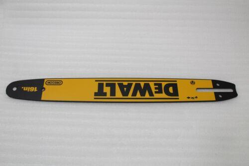 Dewalt Schwert für Motorsägen XR Brushless 16in 40v Max NEU