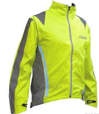 Proviz Mens Reflective Waterproof High-viz Cycling Jacket All Sizes Dauerhaft Im Einsatz
