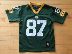 Details about Green Bay Packers Jordy Nelson #87 NFL Jersey Size YOUTH Medium 10/12