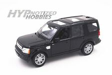WELLY 1:24 LAND ROVER DISCOVERY 4 DIE-CAST BLACK 24008
