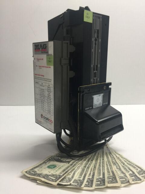 COINCO BA30BB CURRENCY BILL VALIDATOR BILL ACCEPTOR $5 $10 $20