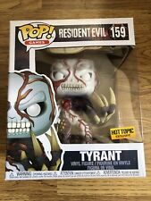 resident evil damnation tyrant height