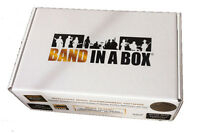 Pg Music Band In A Box Audiophile 2016 Mac Composition & Accompaniment Software
