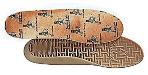 ein Paar 45 Schuheinlage orthopädisches Luftkammer Fußbett Gr