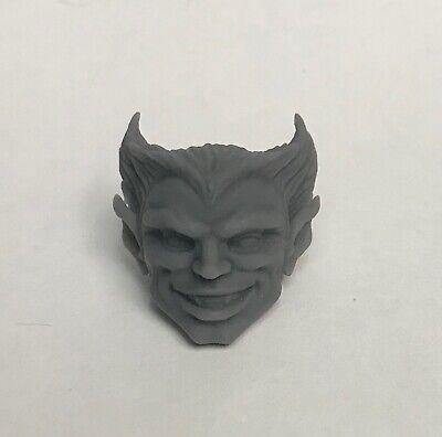 Marvel legends ML Chameleon 1:12 Scale Custom Sculpt Head