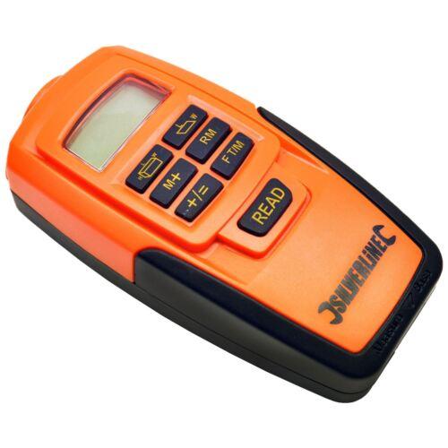 Digital Range Distance Laser Tape Measure Electric Volume Area Sil129