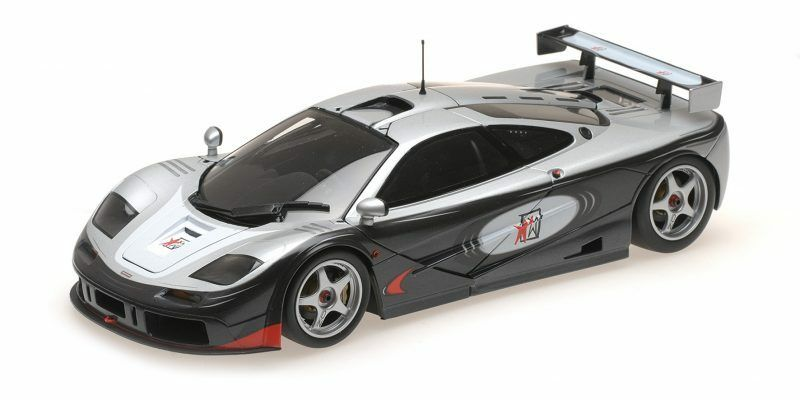 McLaren f1 GTR Adrenaline Program 1 18 Model MINICHAMPS
