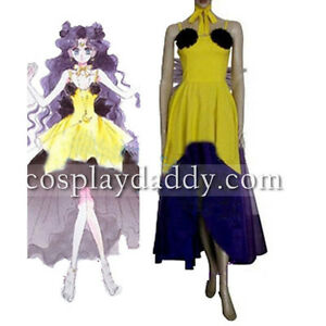Sailor Moon Princess Luna Cosplay Costume Fashion Dress Ebay