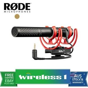 Rode VideoMic NTG On-Camera Shotgun Microphone VMNTG