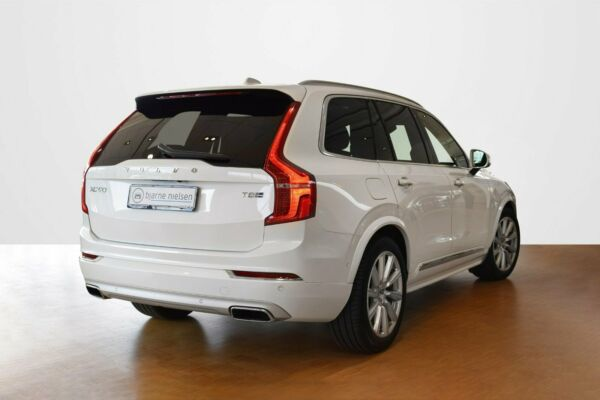 Volvo XC90 2,0 T8 390 Inscription aut. AWD 7p - billede 2