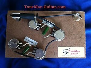GUITAR-UPGRADE-Wiring-Kit-Pour-Gibson-Epihone-ES335-Casino-DOT-PIO-Tone-Caps