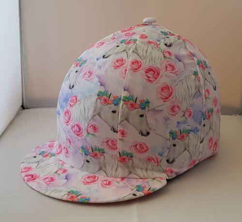 Équitation Chapeau Cover-Majestic Licornes