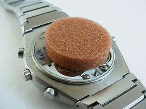 Heuer-Chronosplit-LCD-LCD-Cal-102-LCD-LED-Cal-100-Isolator-isolator-foam-NOS