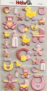 3-D-Sticker-Softysticker-Girl-Baby-Maedchen-1