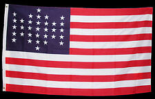 American Civil War ACW 33 Star Union Stars & Stripes Top Quality National Flag
