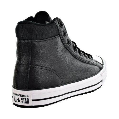 Converse Chuck Taylor All Star PC Leather Unisex-Men/'s Boots Black-White 162415C