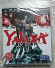 YAZUKA DEAD SOULS UK EDITION PS3