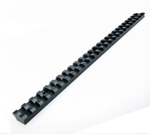 10-034-257X20mm-Long-Picatinny-Weaver-Rail-25-Slots-Long-Rail-Mount-For-Rifle