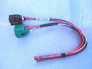 Sensational Ford 6 0 Diesel Glow Plug Module Wire Connector Pig Tail New Oem Wiring Digital Resources Lavecompassionincorg