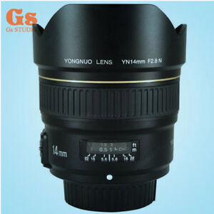 Yongnuo-YN14mm-F2-8-Auto-focus-Metal-Mount-Ultra-wide-Angle-Prime-Lens-for-Nikon