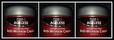 Lot of 3 Personal Care Anti-Wrinkle Collagen Enriched Skin Cream 8 oz