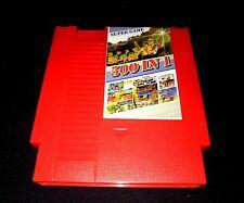 Neu NES Spiel 500 in 1 NTSC und PAL Ninja Turtles Bomberman Spiderman usw