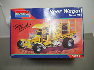 Monogram-Beer-Wagon-Show-Rod-2453-Modellbausatz-1-24-MF24