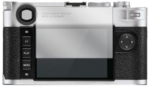 5x lámina protectora para Leica m10-p 3656 display lámina claramente protector de pantalla