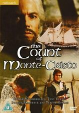 The Count of Monte Cristo - Sealed NEW DVD - Richard Chamberlain