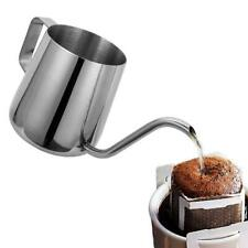 85oz Stainless Steel Tea Coffee Kettle Gooseneck For Pour Over Coffee
