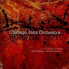 Burstin' Out by Chicago Jazz Orchestra (CD, 2013, Origin)