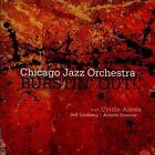 Burstin' Out by Chicago Jazz Orchestra (CD, 2013, Origin)