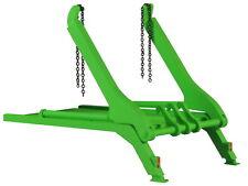 Absetzkipper-Aufbau mit geschwungenen Hubarmen - Bausatz unlackiert 1:87 H0