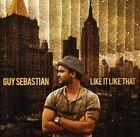 Like It Like That by Guy Sebastian (CD, Oct-2009, Sony Music Entertainment)
