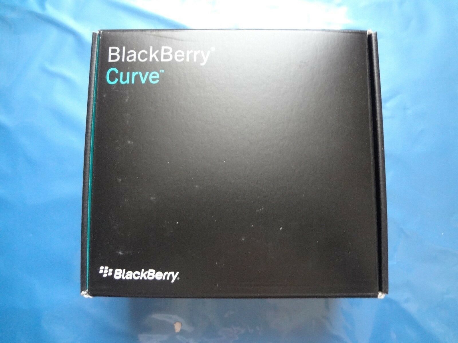 BlackBerry Curve 9320 - Black (Unlocked) Smartphone Factory Sealed