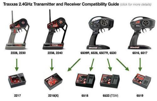 ** NEW TSM TQI 5ch RECEIVER 2.4Ghz 5-channel RX 6533 summit E-revo slash Traxxas
