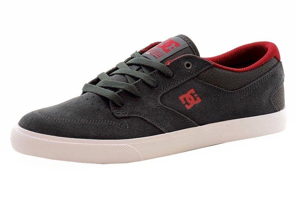 DC Men's Nyjah Vulc Fashion Dark Shadow Sneakers shoes