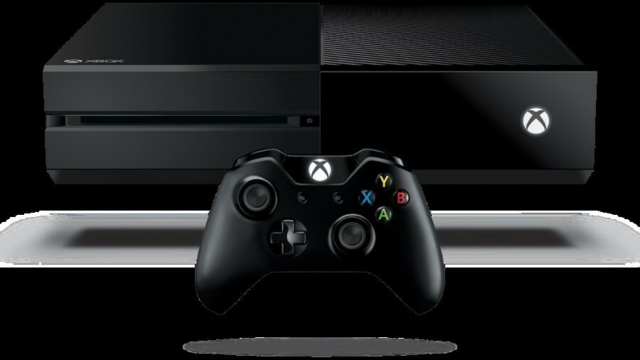 Xbox One, Microsoft Xbox One 500GB Sort, God…