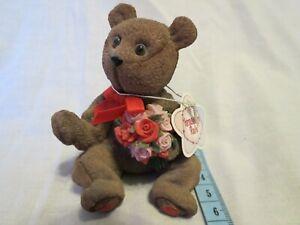 Treasured Pals Bouquet Bear B/D 8 August 1999