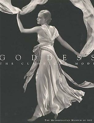1 of 1 - Goddess: The Classical Mode (Metropolitan Museum of Art Series)-ExLibrary