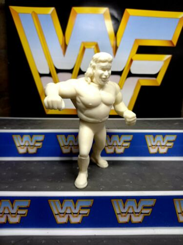 WWF WWE Hasbro custom series 12 Jeff Jarrett Wrestling Figure