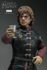 "Threezero 1/6 Tyrion Lannister Game of Thrones Sixth Scale 12"" Action Figure HBO"