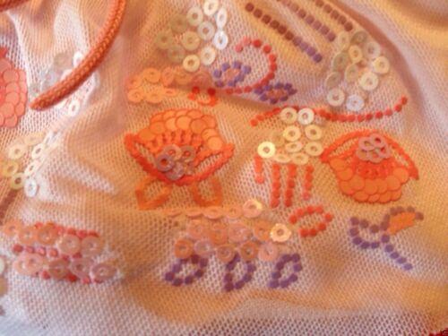 New American Girl Isabelle/'s Sparkly Skort NIB Skirt Sequins GOTY 2014 LE Skirt