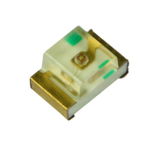 25 Kingbright SMD LED KP-2012YC LEDs 0805 yellow 588nm 8mcd 120° 074989