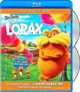 THE-LORAX-SLIPCOVER-HAS-SHELFWEAR-BLU-RAY-DVD