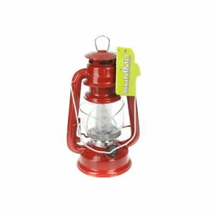 Details About Hurricane 12 Led Camping Glamping Lantern Lamp Battery Light Red