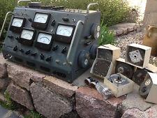 Lampemètre Métrix U61 B et ses adaptateurs