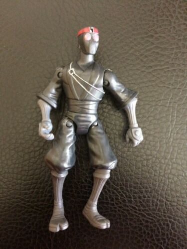 Teenage Mutant Ninja Turtles foot soldier 2012 Playmates Figurine Viacom!